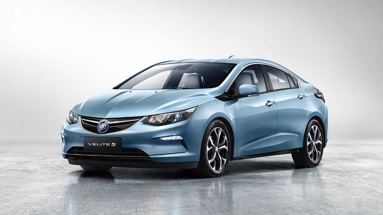 Plug-In Electric Vehicle Market Share 2X Higher In China Than U.S.