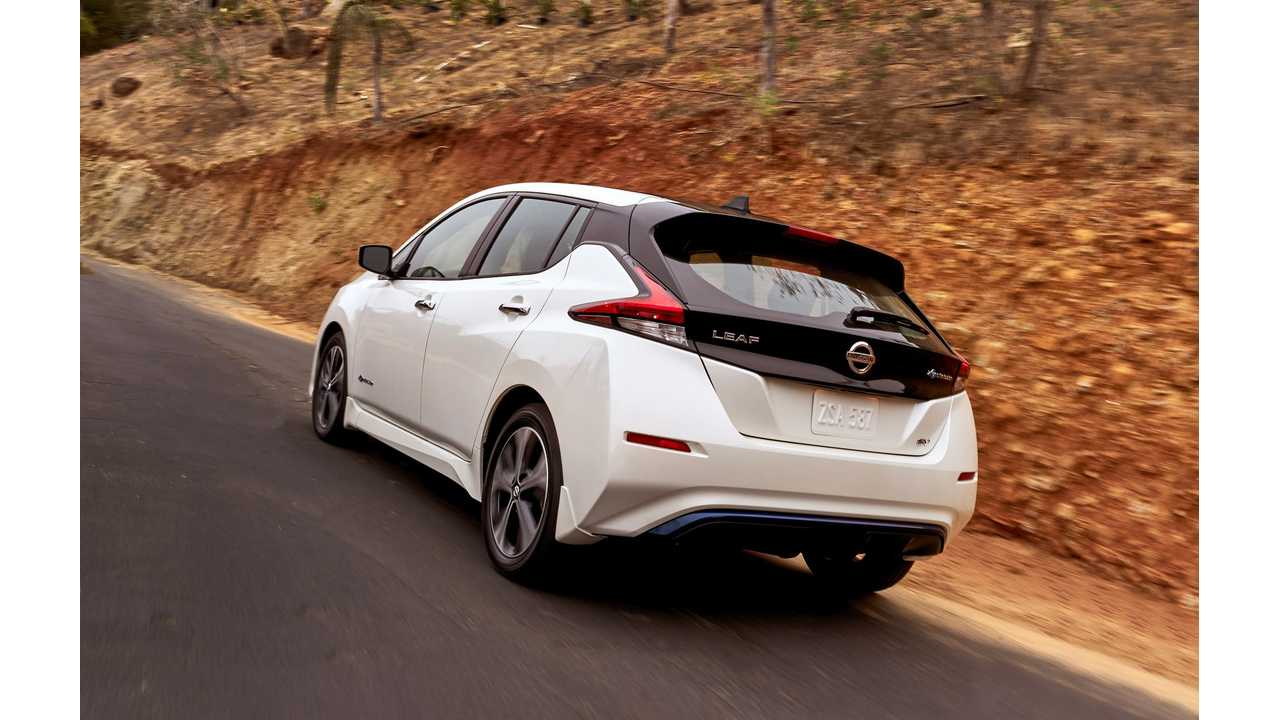 2018 Nissan LEAF Test Drive Tour Kicks Off Next Month, Sign up Now