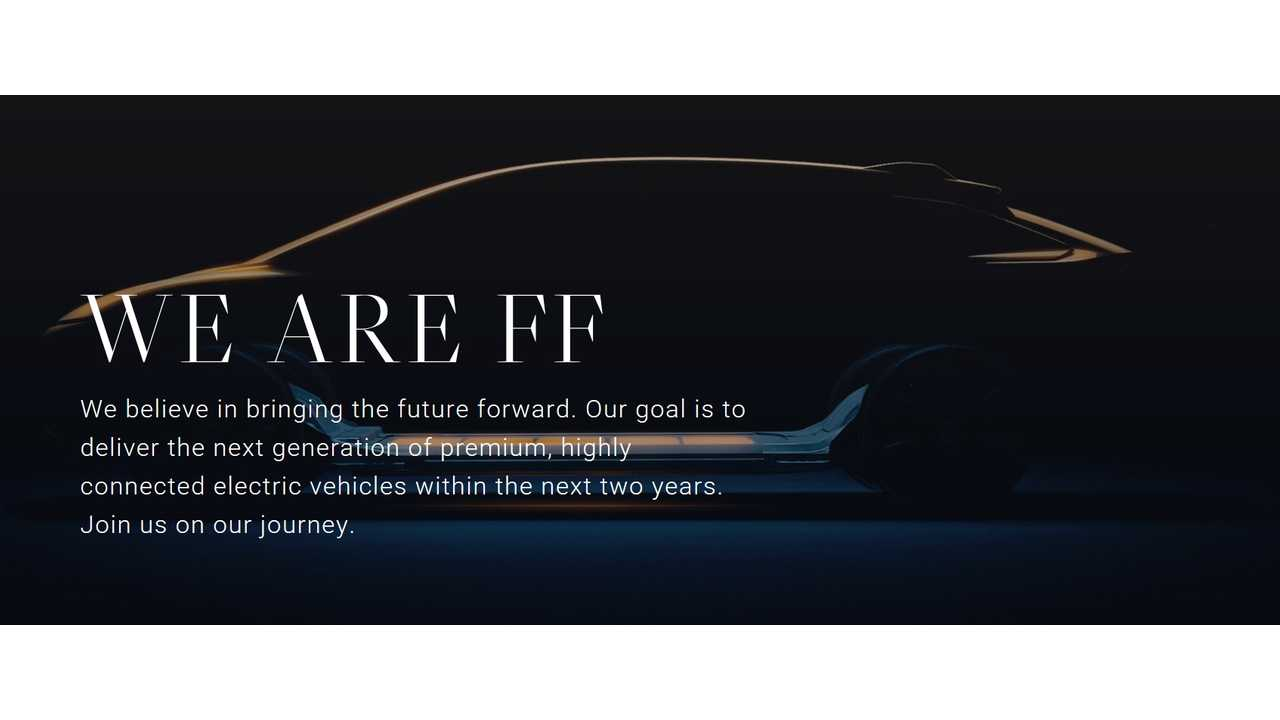 Faraday Future Has A New Website - FF.com (but this image is still the only hint at a future production vehicle)