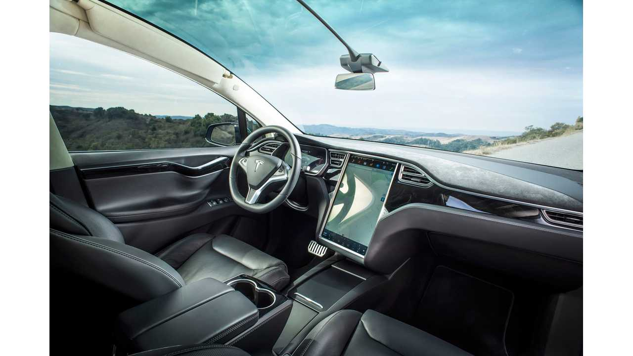 Due To Complaints, Tesla Will Send Model X Owners A Front ...