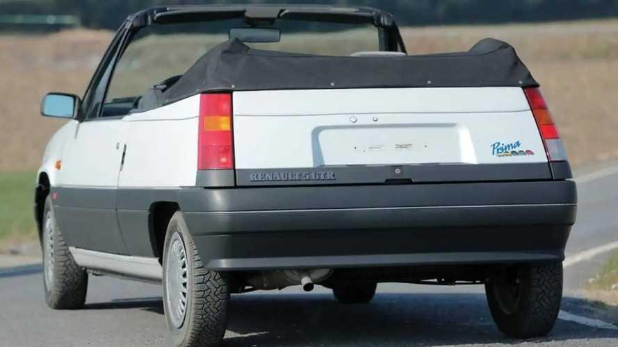 Renault Supercinco Cabrio