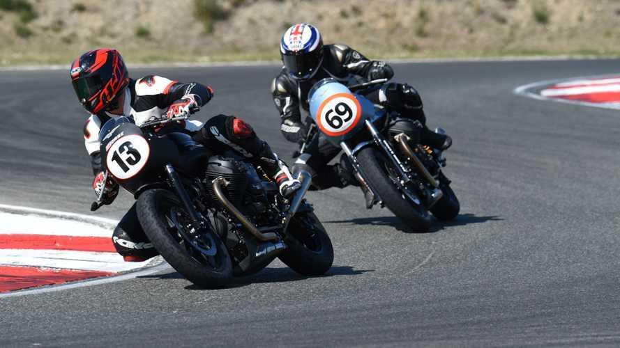 Moto Guzzi, la V7 III Trofeo del Fast Endurance in prova per tutti