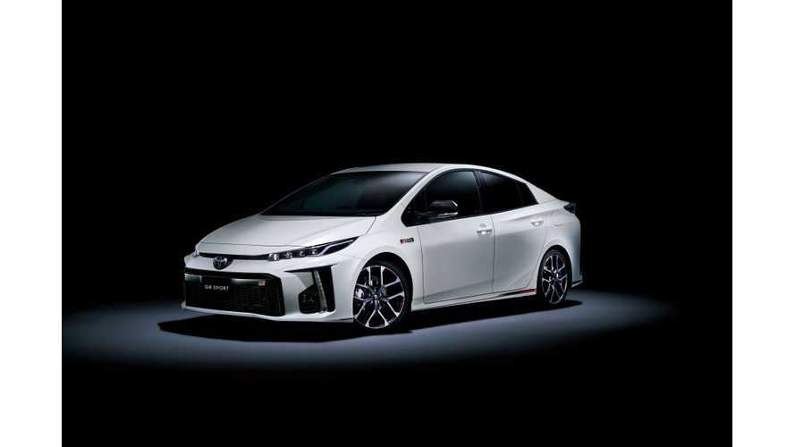Toyota Launches GR Performance Lineup, Including Prius Prime PHV...Seriously