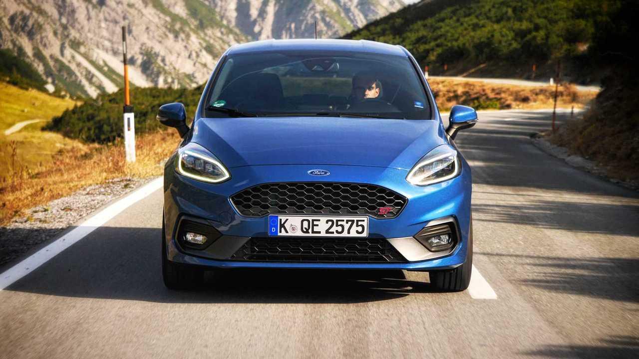 2018 Ford Fiesta ST Test