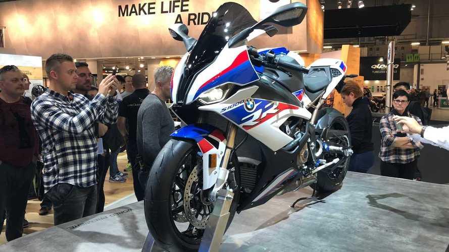 BMW Motorrad anuncia abandono de grandes salões como EICMA e Intermot
