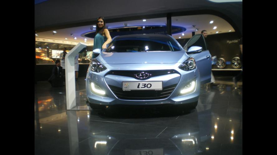 """""""Larghe"""" prospettive per la Hyundai i30"""
