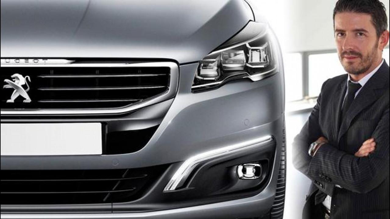 [Copertina] - Peugeot 508 restyling, inizia la nuova era