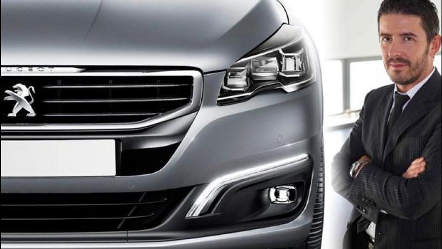 Peugeot 508 restyling, inizia la nuova era