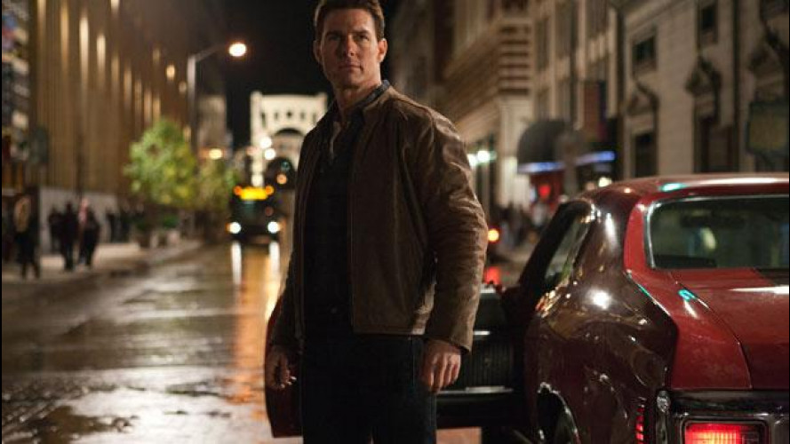 """""""Jack Reacher: La Prova Decisiva"""": protagonisti Tom Cruise e Chevrolet Chevelle SS"""
