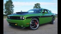 Dodge Challenger Targa and Blacktop