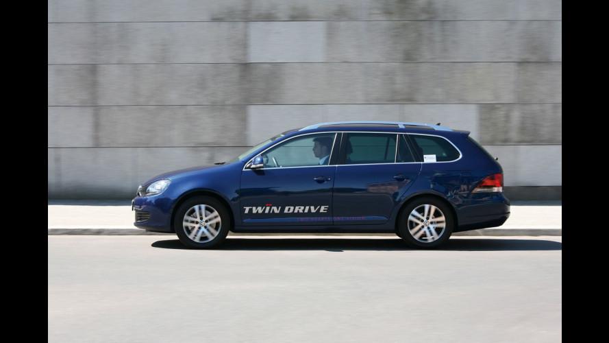 Volkswagen Golf Variant twinDRIVE