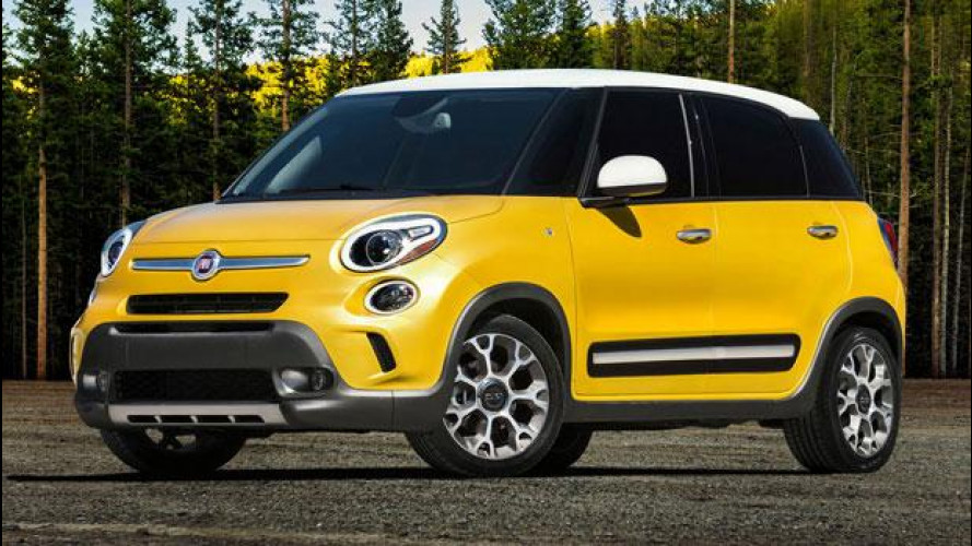 fiat 500l trekking news articles and press releases