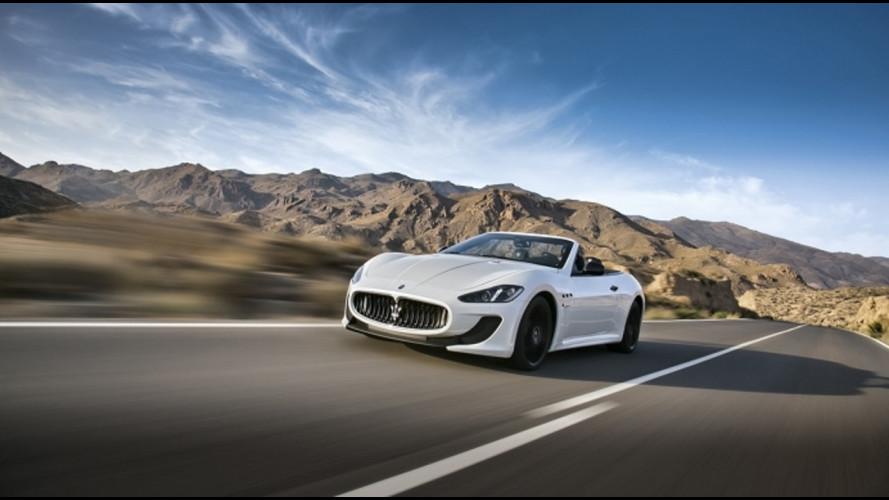 Maserati GranCabrio MC Stradale, scoperta e sportiva