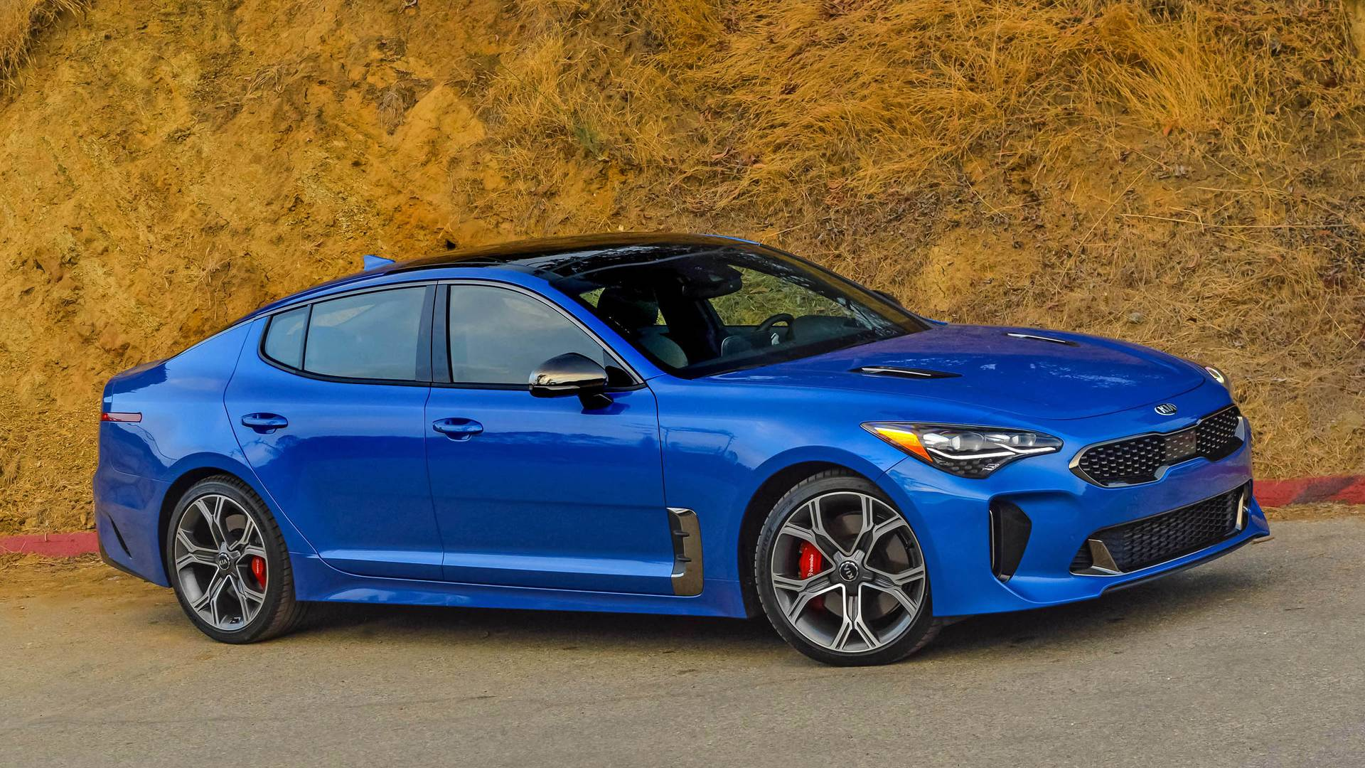 You Can Lease A New Kia Stinger For 299 A Month