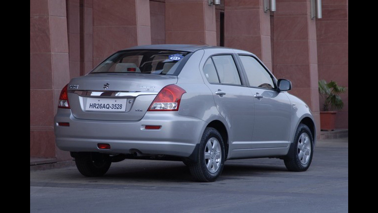 Suzuki Swift DZire in India