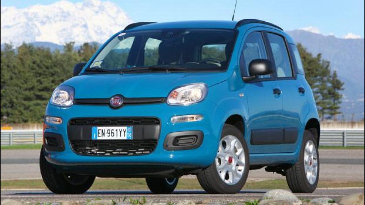 [Copertina] - La gamma dei veicoli a metano Fiat e Lancia pensa (quasi) a tutti