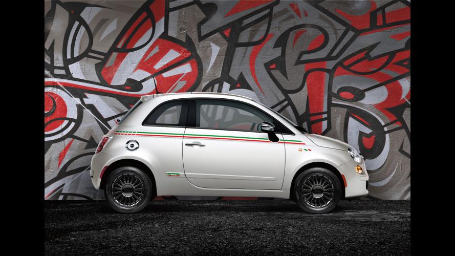 Accessori Mopar per la Fiat 500 USA