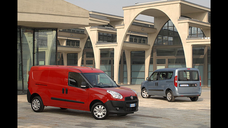 Fiat Doblò a quota 1 milione