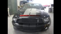 Ford Shelby GT500KR Mustang è KITT