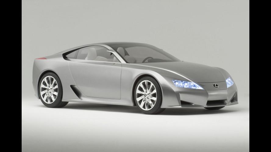 Lexus al Tokyo Motor Show