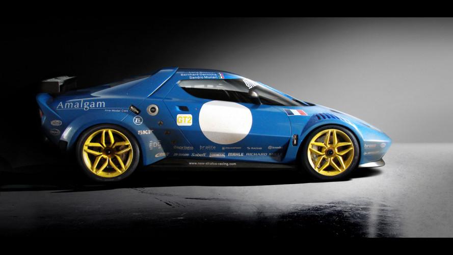 In arrivo una Lancia New Stratos GT2