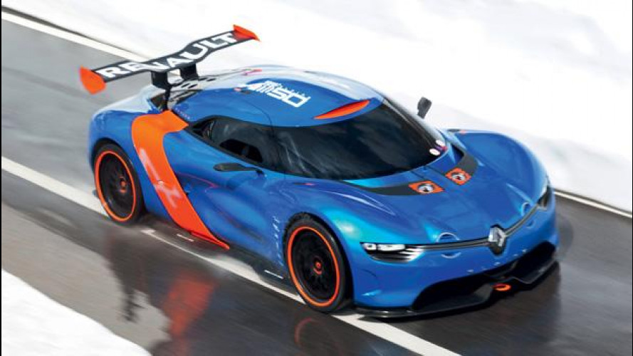 Alpine Caterham: il nuovo nome delle sportive Renault