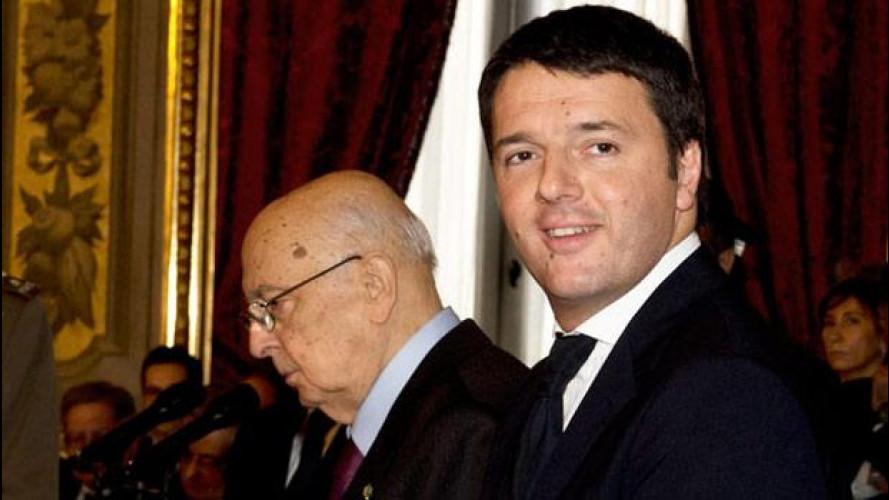 Renzi: tanta auto, a parole