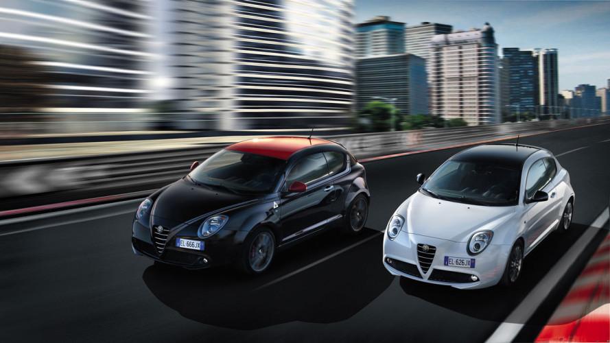 Alfa Romeo MiTo SBK Limited Edition e Serie Speciale SBK