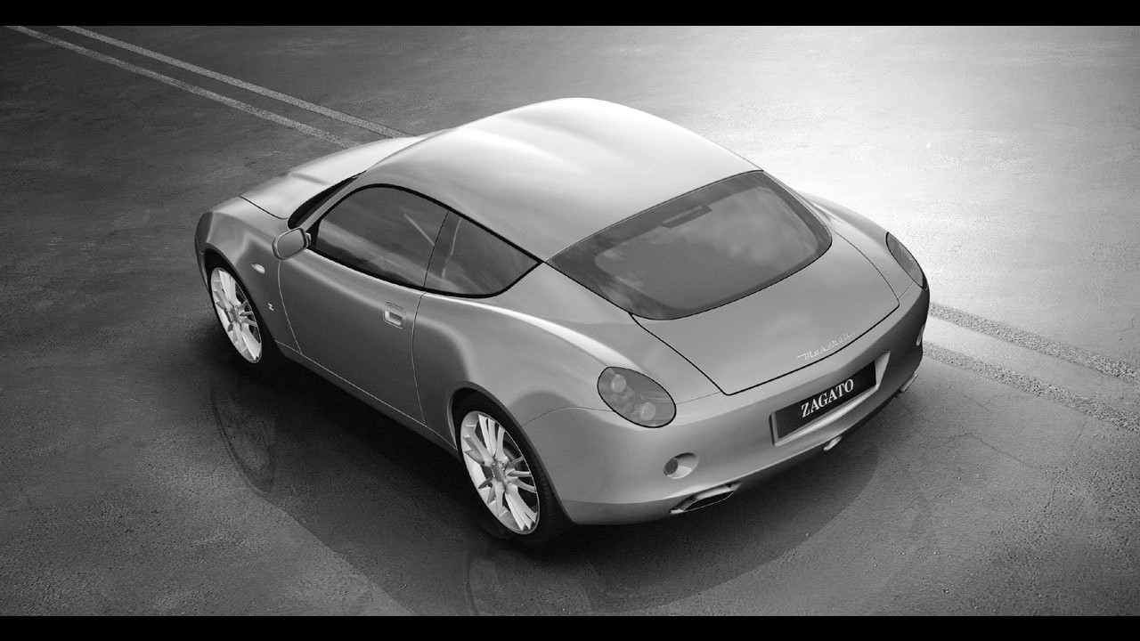 Maserati GS Zagato