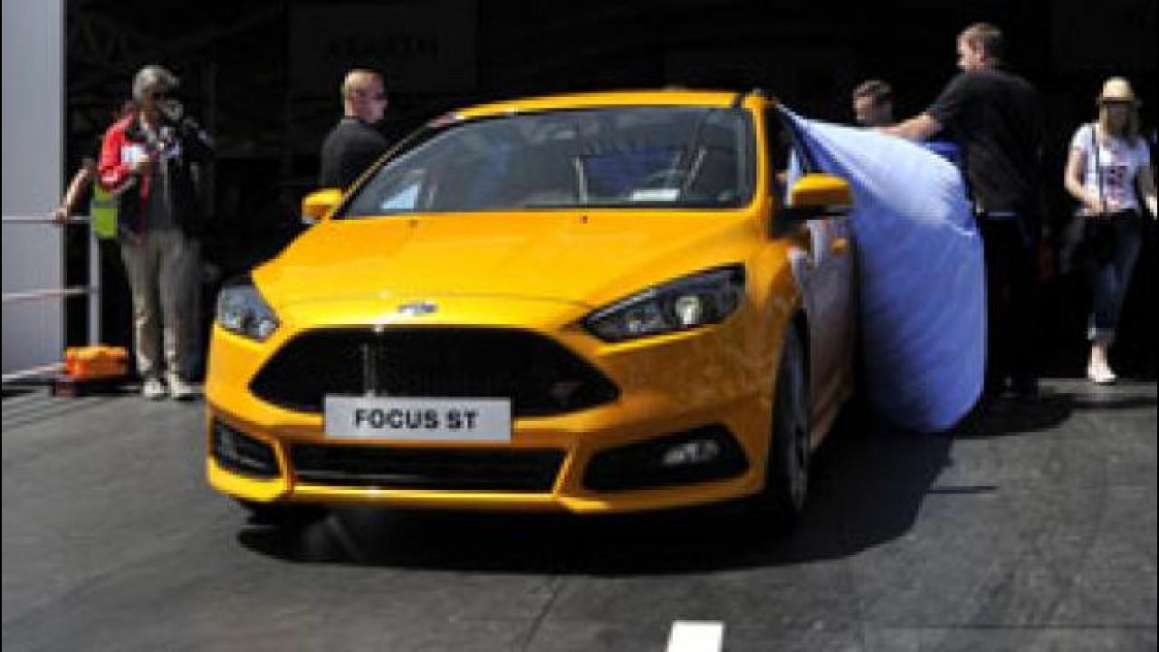 [Copertina] - Ford Focus ST ha battuto se stessa