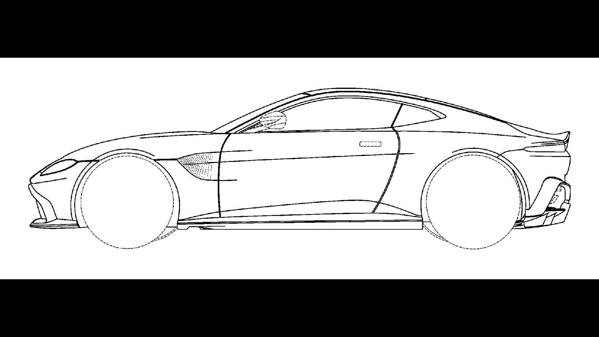 What New Aston Martin Do These Sketches Tease