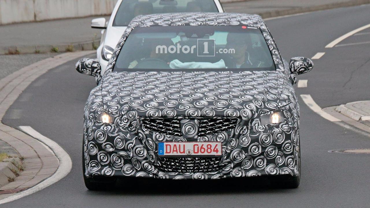 2019 Lexus GS Spy Pics