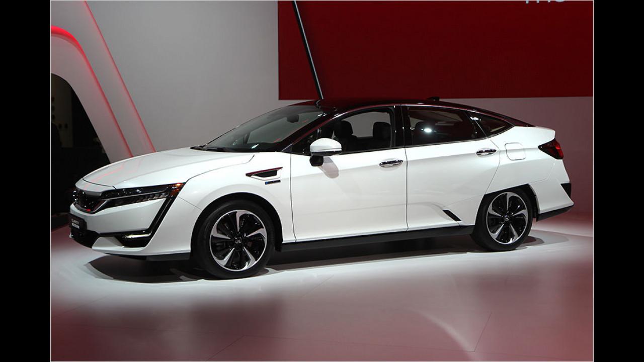 Honda Clarity Concept