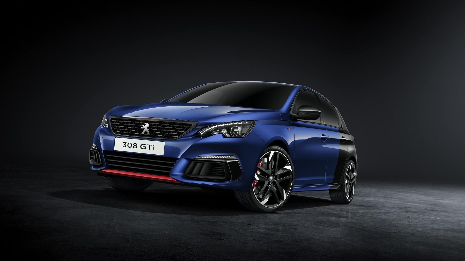 2018 Peugeot 308 Facelift Detailed in Extensive Gallery, Videos