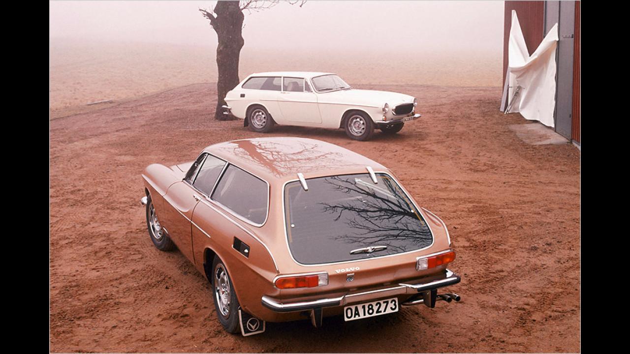 Volvo 1800 ES ,Schneewittchensarg