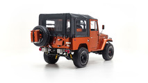 Toyota FJ40 Land Cruiser 1972 restaurado