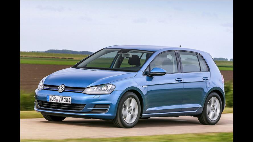 VW verkauft deutlich weniger Autos