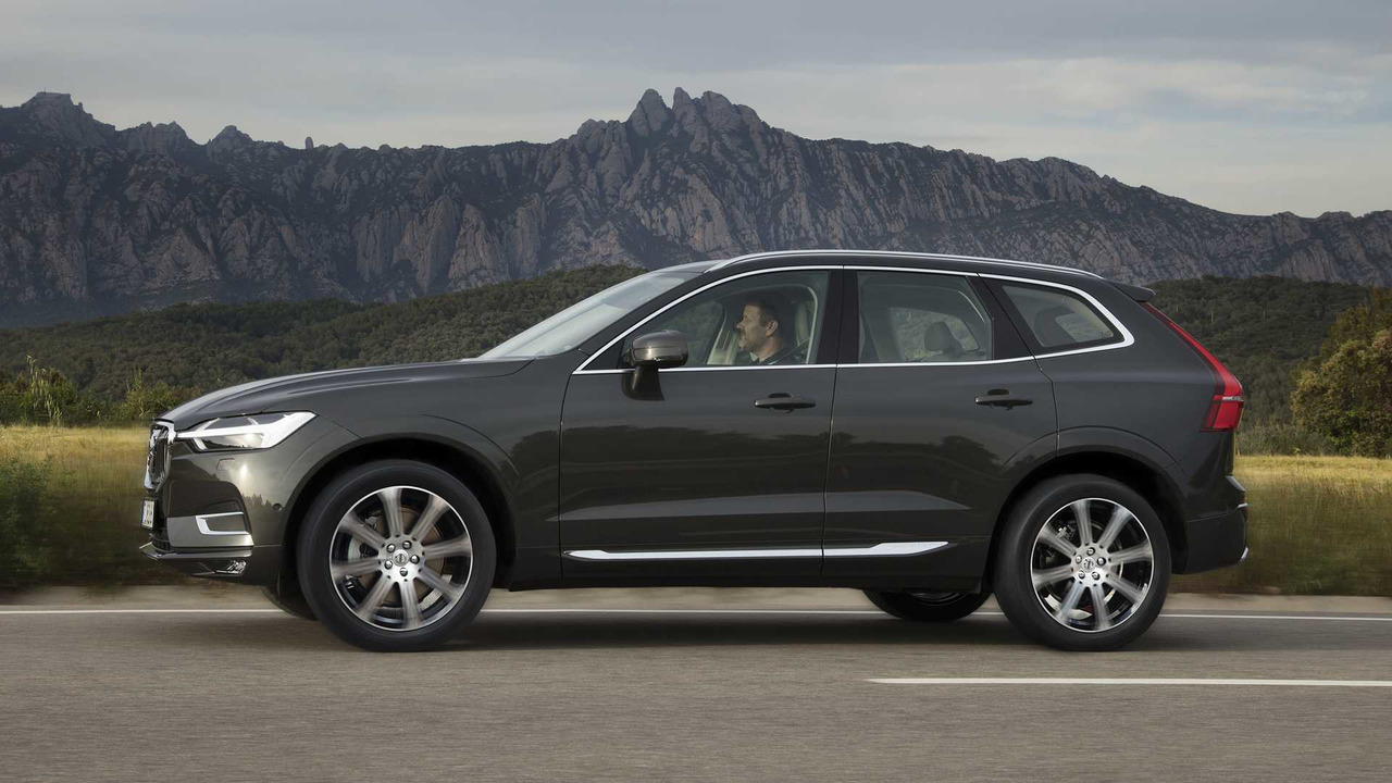 2018 Volvo XC60: First Drive