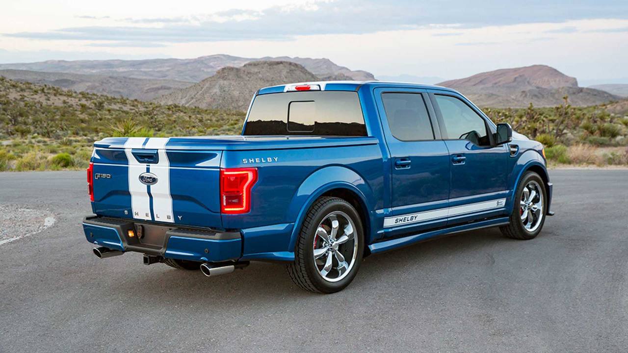 Gallery shelby f 150 super snake