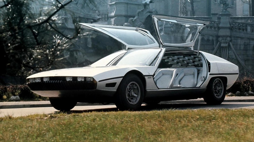 Lamborghini Marzal To Be Driven In Public For First Time Since 1967