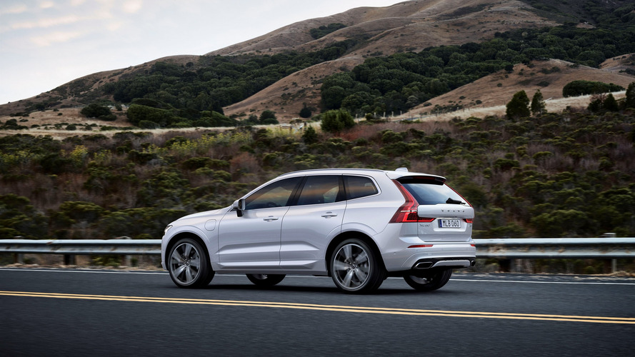 Legördült a gyártósorról az első 2018-as Volvo XC60