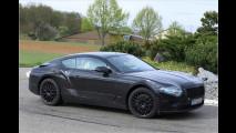 Erlkönig: Bentley Continental GT