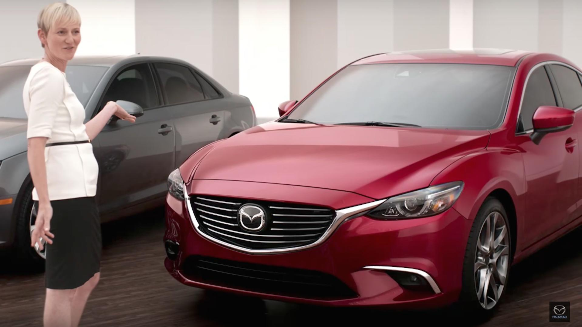 Mazda Mimics Chevy S Real People Commercials With Its Own