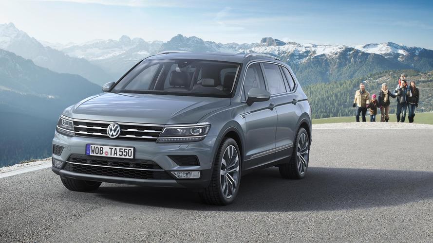 Jelentős kedvezményt kínál a Volkswagen a hétszemélyes modellekre
