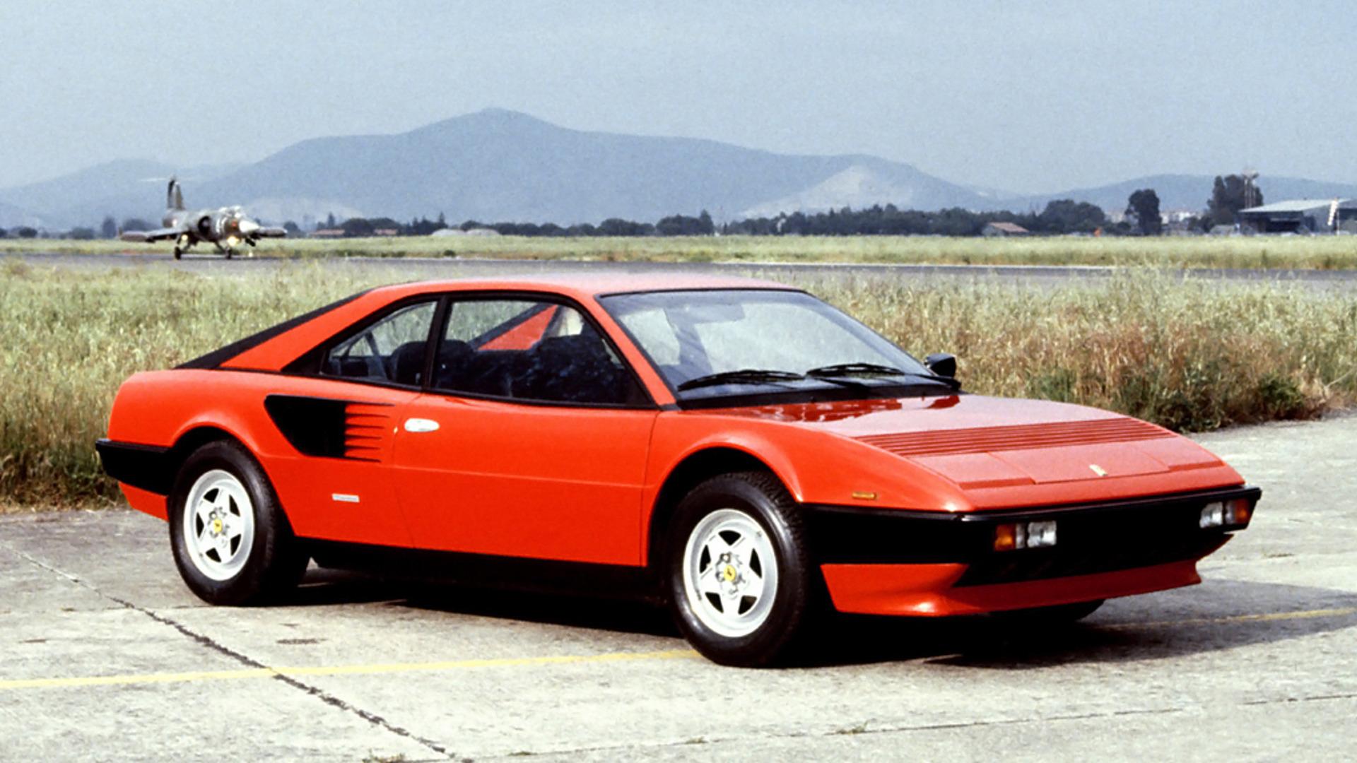 Worst Sports Cars Ferrari Mondial 8