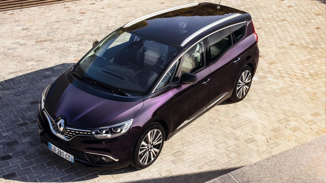 Renault Scénic 2017 Initiale Paris