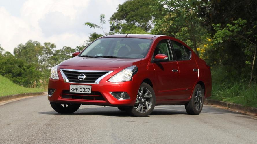 Nissan Versa foi o carro mais vendido no México em 2018