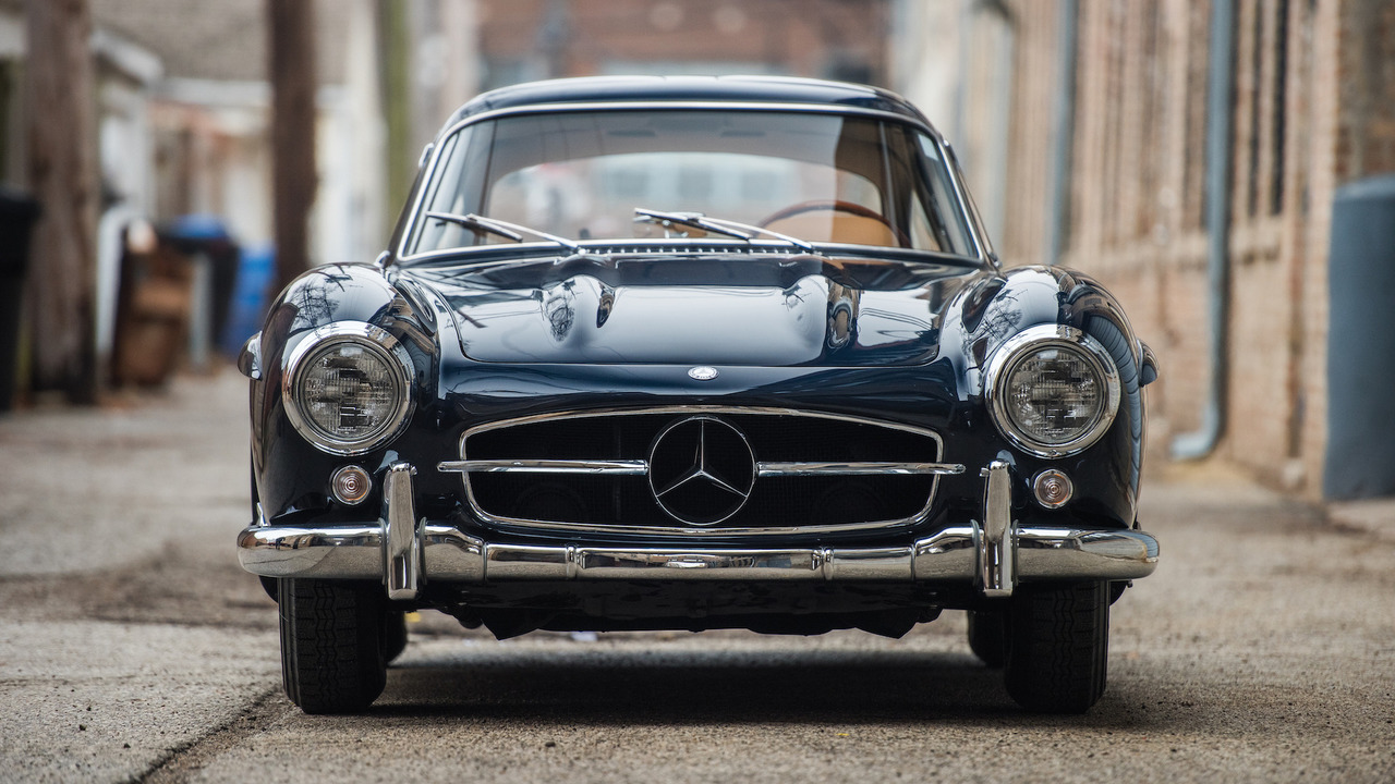 Mercedes 300 SL Gullwing 1954