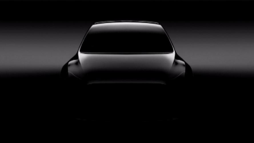Tesla Model Y wird am 14. März 2019 enthüllt