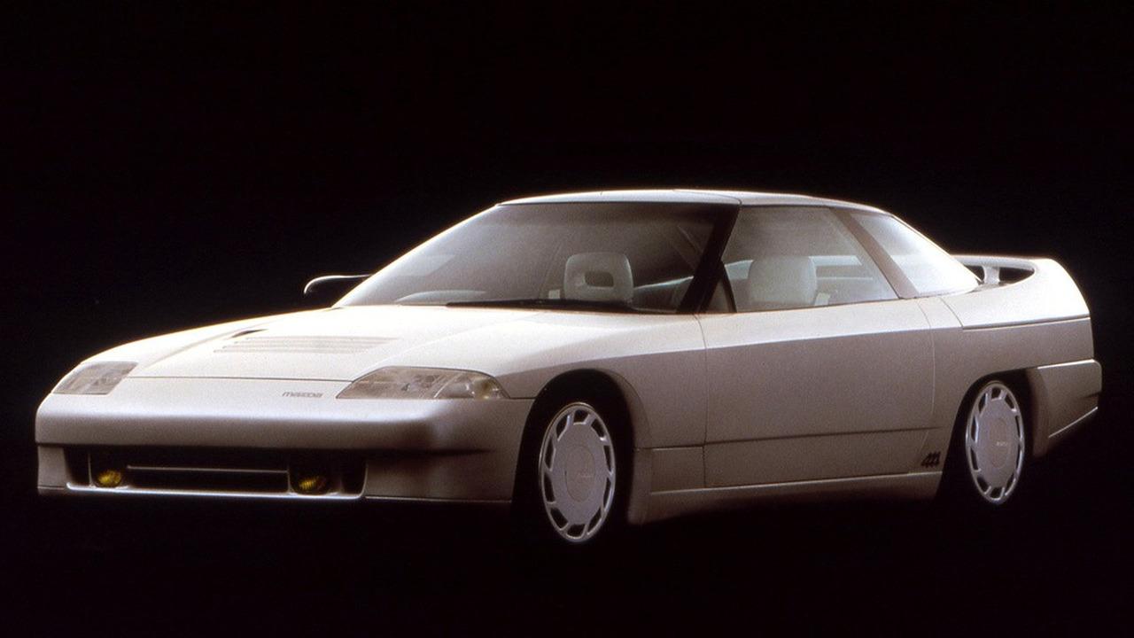 1985 Mazda MX-03 konsepti